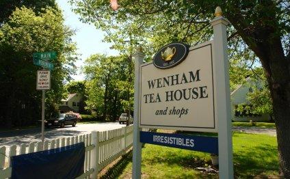 Wenham Tea House - Wenham