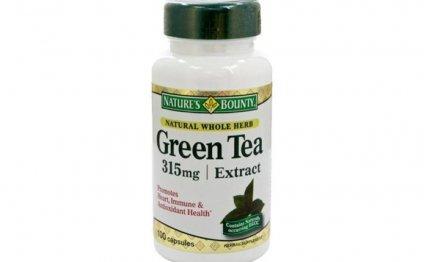 Nature s Bounty Green Tea