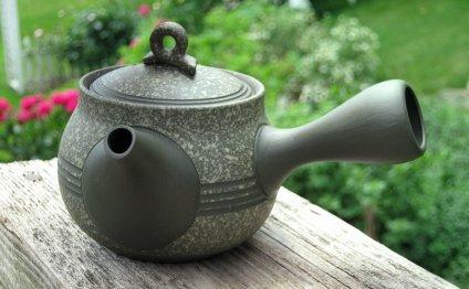 Kyusu japanese teapot