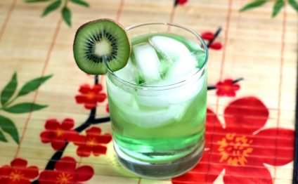 Tokyo Iced Tea cocktail - Mix
