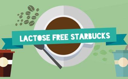 Lactose Free Starbucks