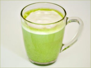 Delicious Matcha Lattes