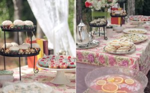 Tea Party Birthday Ideas
