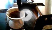 Clover Precision Pour Over at Roy Street Coffee and Tea