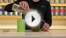 How to Make an Iced Matcha Green Tea Latte - DAVIDsTEA